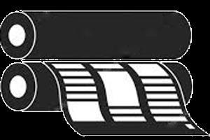 چاپ سیاه دستگاه کپی توشیبا