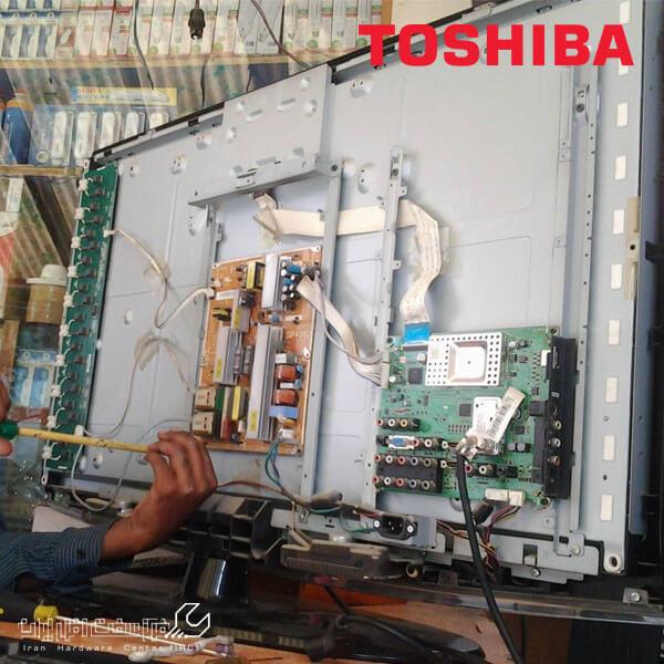 تعمیر تلویزیون ال ای دی توشیبا
