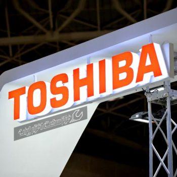 نمایندگی اصلی توشیبا