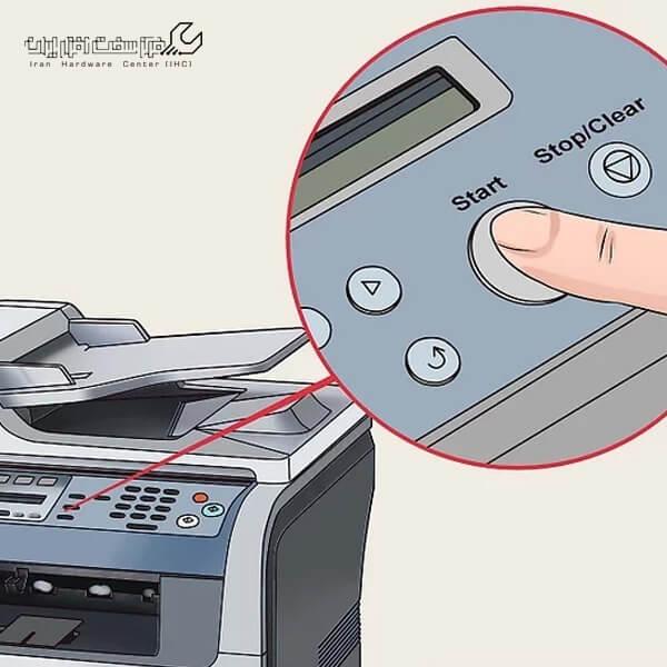کپی گرفتن با دستگاه کپی