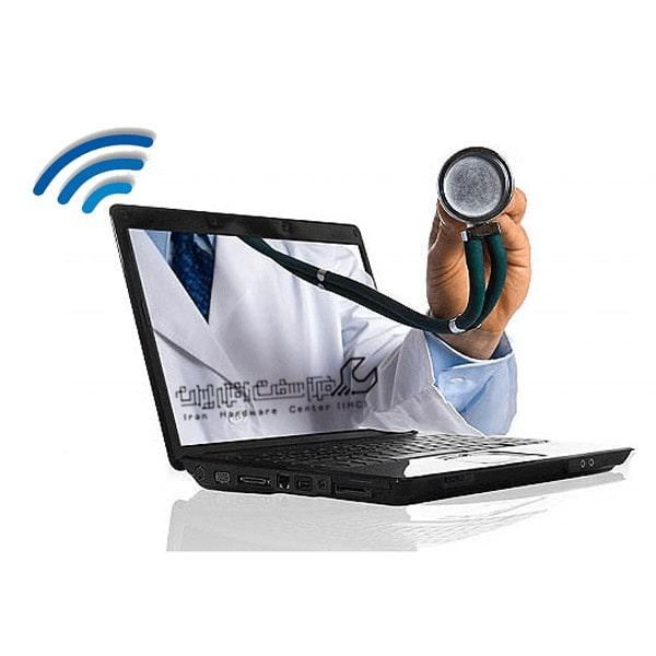 آموزش عیب یابی Wi-Fi لپتاپ توشیبا