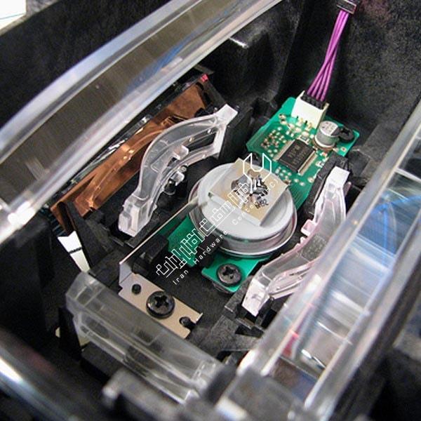 تمیز کردن واحد لیزر فتوکپی توشیبا