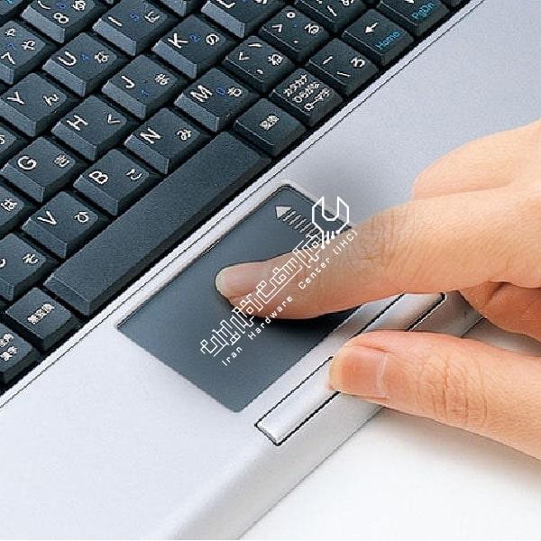 تعمیر تاچ پد لپ تاپ توشیبا
