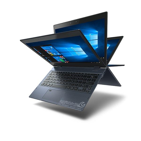 لپ تاپ تبدیل شدنی Portege X20W توشیبا