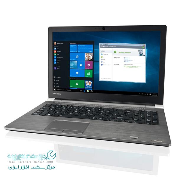 نصب آنتی ویروس روی لپ تاپ توشیبا